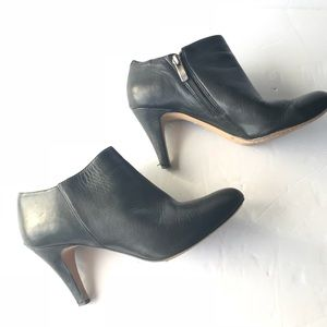 Vince Camuto Leather Booties Sz 7